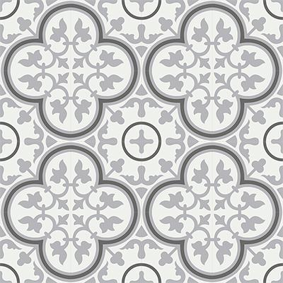 Gạch bông CTS 2.16(4-9-13) - 16 viên - Encaustic cement tile CTS 2.16(4-9-13)-16 tiles