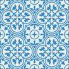 Gạch bông CTS 2.17(4-8) - 16 viên - Encaustic cement tile CTS 2.17(4-8)-16 tiles