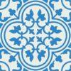 Gạch bông CTS 2.17(4-8) - 4 viên - Encaustic cement tile CTS 2.17(4-8)-4 tiles