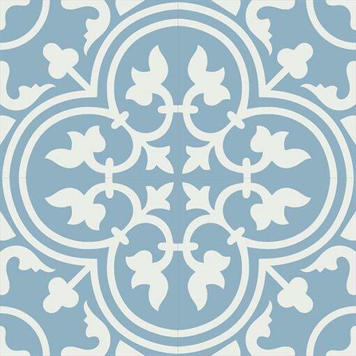 Gạch bông CTS 2.18(4-29) - 4 viên - Encaustic cement tile CTS 2.18(4-29)-4 tiles