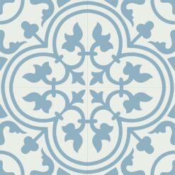 Gạch bông CTS 2.19(4-29) - 4 viên - Encaustic cement tile CTS 2.19(4-29)-4 tiles