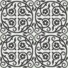 Gạch bông CTS 21.2(4-13) - 16 viên - Encaustic cement tile CTS 21.2(4-13)-16 tiles