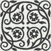 Gạch bông CTS 21.2(4-13) - 4 viên - Encaustic cement tile CTS 21.2(4-13)-4 tiles