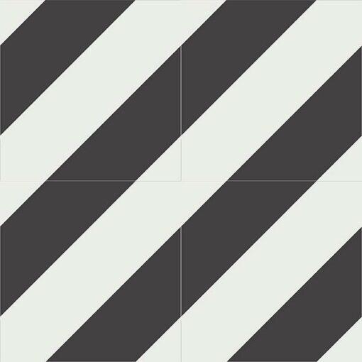 Gạch bông CTS 25.5(4-13) - 4 viên - Encaustic cement tile CTS 25.5(4-13)-4 tiles