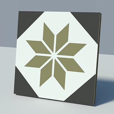 Gạch bông CTS 27.7(4-13-52) - Encaustic cement tile CTS 27.7(4-13-52)