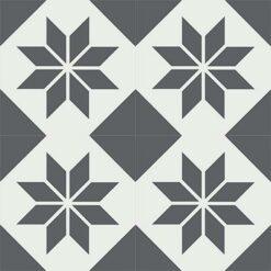 Gạch bông CTS 27.9(4-32) - 4 viên - Encaustic cement tile CTS 27.9(4-32)-4 tiles