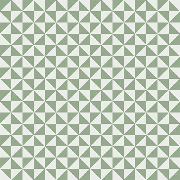 Gạch bông CTS 34.7(4-7) - 16 viên - Encaustic cement tile CTS 34.7(4-7)-16 tiles