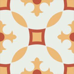 Gạch bông CTS 36.4(4-5-6) - Encaustic cement tile CTS 36.4(4-5-6)