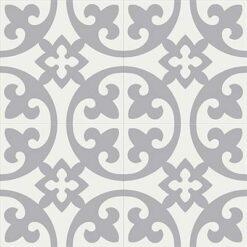 Gạch bông CTS 4.7(4-9) - 4 viên - Encaustic cement tile CTS 4.7(4-9)-4 tiles
