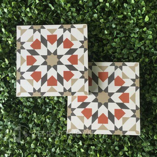 Gạch bông CTS 56.4(4-13-30-55) - Encaustic cement tile CTS 56.4(4-13-30-55)