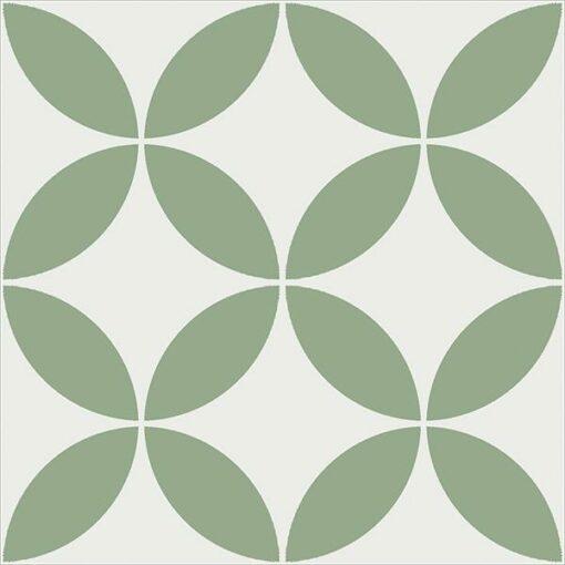 Gạch bông CTS 6.15(4-7) - Encaustic cement tile CTS 6.15(4-7)