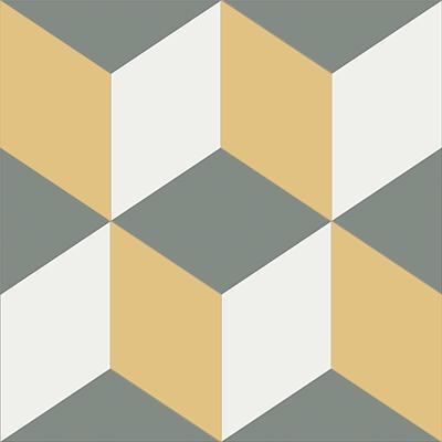 Gạch bông CTS 8.9(3-4-6) - Encaustic cement tile CTS 8.9(3-4-6)