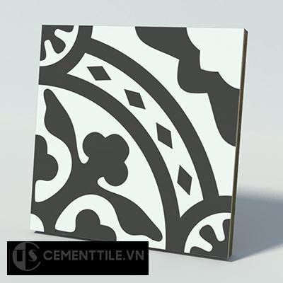 Gạch bông CTS 94.1(4-13) - Encaustic cement tile CTS 94.1(4-13)