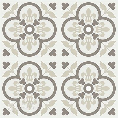 Gạch bông CTS 98.2(4-12-28) - 16 viên - Encaustic cement tile CTS 98.2(4-12-28)-16 tiles