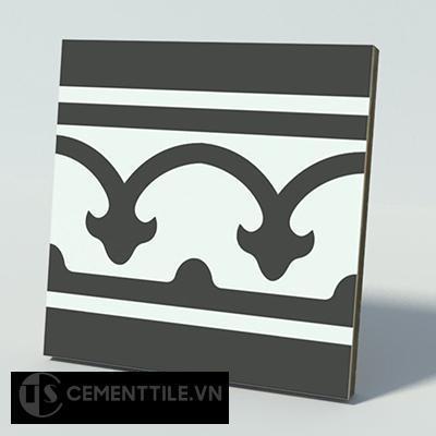 Gạch bông CTS B101.1(4-13) - Encaustic cement tile CTS B101.1(4-13)
