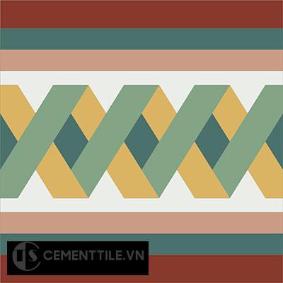 Gạch bông CTS B121.1(4-6-7-24-30-38) - Encaustic cement tile CTS B121.1(4-6-7-24-30-38)