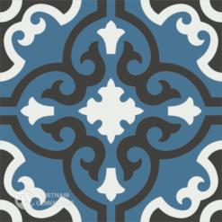 Gạch bông CTS 84.7(1-4-13) - Encaustic cement tile CTS 84.7(1-4-13)