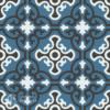 Gạch bông CTS 84.7(1-4-13) – 4 viên – Encaustic cement tile CTS 84.7(1-4-13)-4 tiles