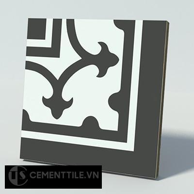 Gạch bông CTS C101.1(4-13) - Encaustic cement tile CTS C101.1(4-13)