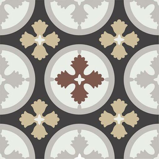 Gạch bông CTS 175.1(4-9-13-60-130) - Encaustic cement tile CTS 175.1(4-9-13-60-130)