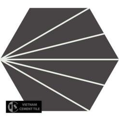 Gạch bông CTS 402.1(4-13) - Encaustic cement tile CTS 402.1(4-13)