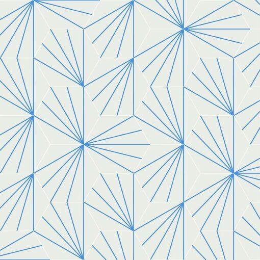Gạch bông CTS 402.7(4-8) - Encaustic cement tile CTS 402.7(4-8)