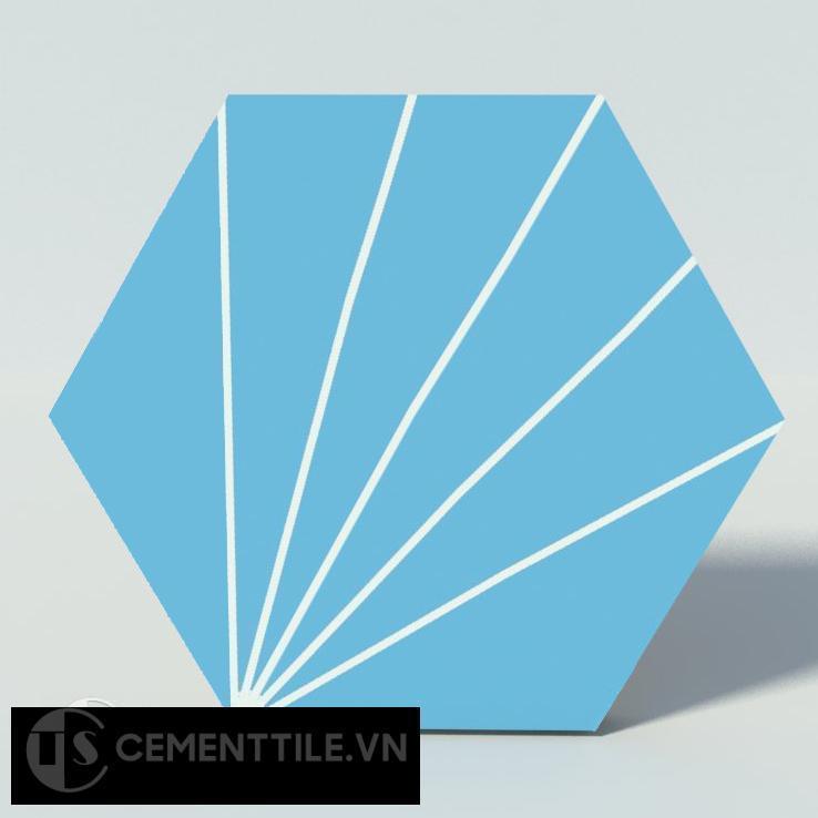 Gạch bông CTS 402.2(4-16) - Encaustic cement tile CTS 402.2(4-16)