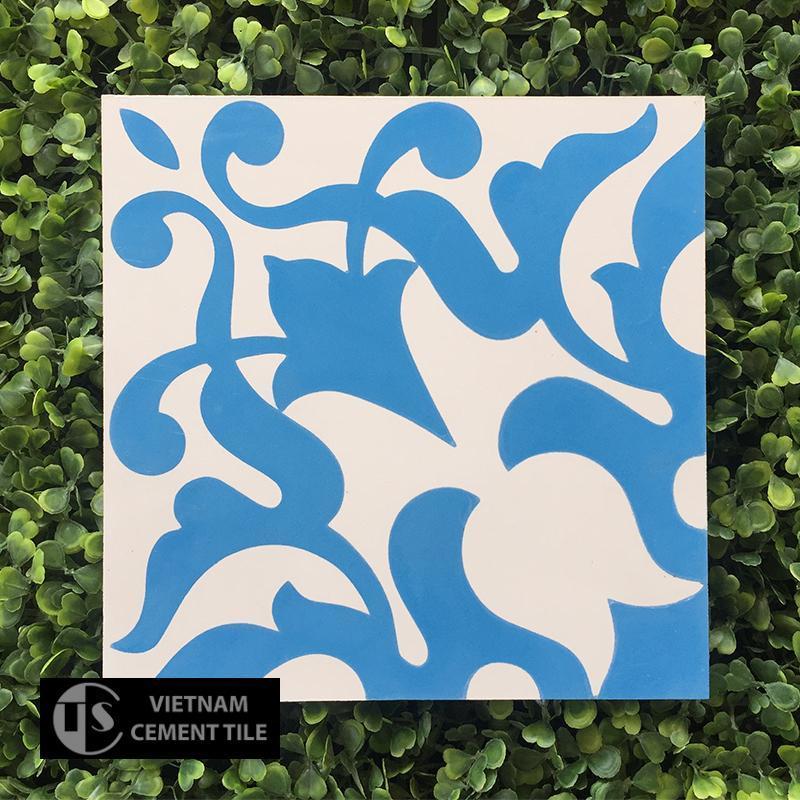 Gạch bông CTS 109.1(4-8) - Encaustic cement tile CTS 109.1(4-8)