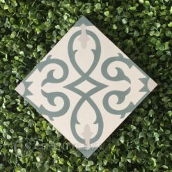 Gạch bông CTS 127.1(4-49-54) - Encaustic cement tile CTS 127.1(4-49-54)