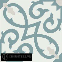 Gạch bông CTS 127.2(4-49-54) - Encaustic cement tile CTS 127.2(4-49-54)