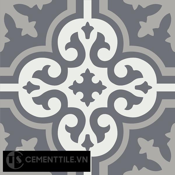 Gạch bông CTS 1.40(4-9-32) - Encaustic cement tile CTS 1.40(4-9-32)