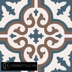 Gạch bông CTS 1.41(1-4-14) - Encaustic cement tile CTS 1.41(1-4-14)
