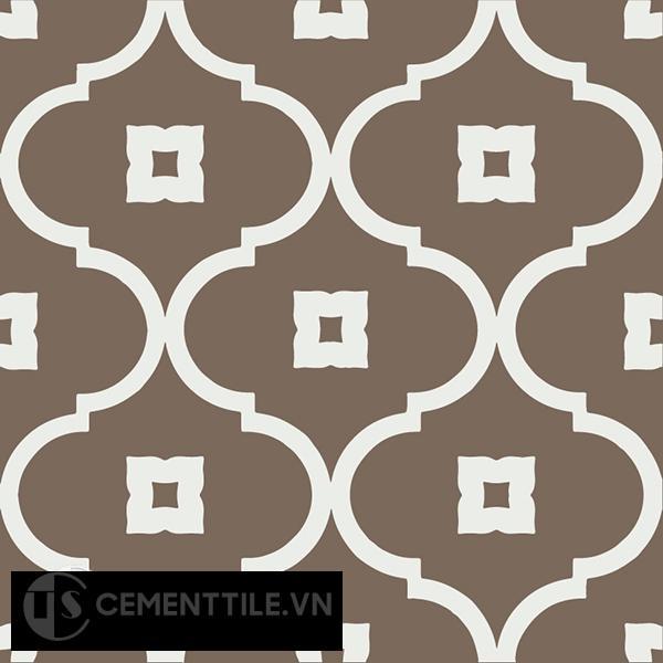 Gạch bông CTS 163.3(4-28) - Encaustic cement tile CTS 163.3(4-28)