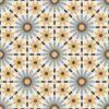 Gạch bông CTS 19.8(4-6-9-13) – 16 viên – Encaustic cement tile CTS 19.8(4-6-9-13)-16 tiles
