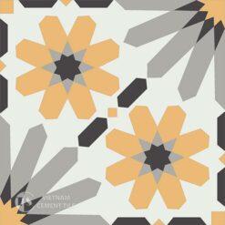 Gạch bông CTS 19.8(4-6-9-13) - Encaustic cement tile CTS 19.8(4-6-9-13)