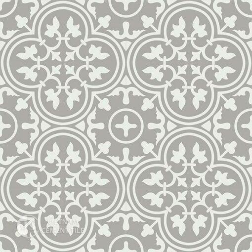 Gạch bông CTS 2.7(4-9) - 16 viên - Encaustic cement tile CTS 2.7(4-9)-16 tiles