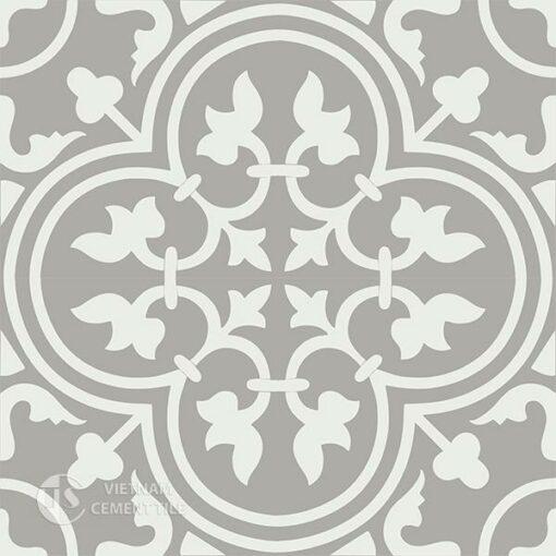 Gạch bông CTS 2.7(4-9) - 4 viên - Encaustic cement tile CTS 2.7(4-9)-4 tiles