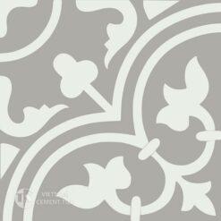 Gạch bông CTS 2.7(4-9) - Encaustic cement tile CTS 2.7(4-9)