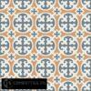 Gạch bông CTS 4.8(4-33-34) – 16 viên – Encaustic cement tile CTS 4.8(4-33-34)-16 tiles