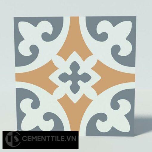 Gạch bông CTS 4.8(4-33-34) - Encaustic cement tile CTS 4.8(4-33-34)