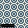 Gạch bông CTS 111.1(1-4) – 4 viên – Encaustic cement tile CTS 111.1(1-4)-16 tiles