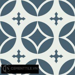 Gạch bông CTS 111.1(1-4) - 4 viên - Encaustic cement tile CTS 111.1(1-4)-4 tiles