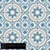 Gạch bông CTS 112.4(4-9-10) – 16 viên – Encaustic cement tile CTS 112.4(4-9-10)-16 tiles