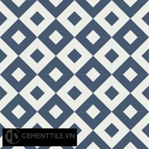 Gạch bông CTS 115.5(4-100) - 16 viên - Encaustic cement tile CTS 115.5(4-100)-16 tiles