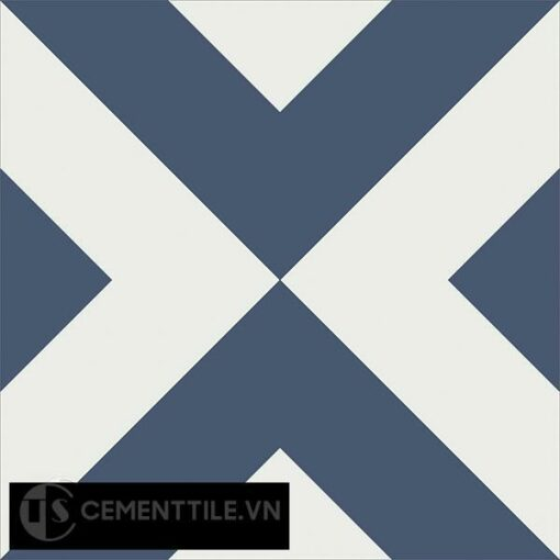 Gạch bông CTS 115.5(4-100) - Encaustic cement tile CTS 115.5(4-100)