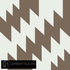 Gạch bông CTS 116.1(4-28) - Encaustic cement tile CTS 116.1(4-28)