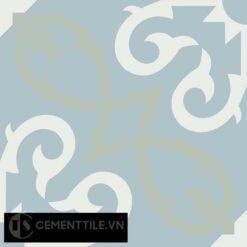 Gạch bông CTS 127.1(4-26-29) - Encaustic cement tile CTS 127.1(4-26-29)