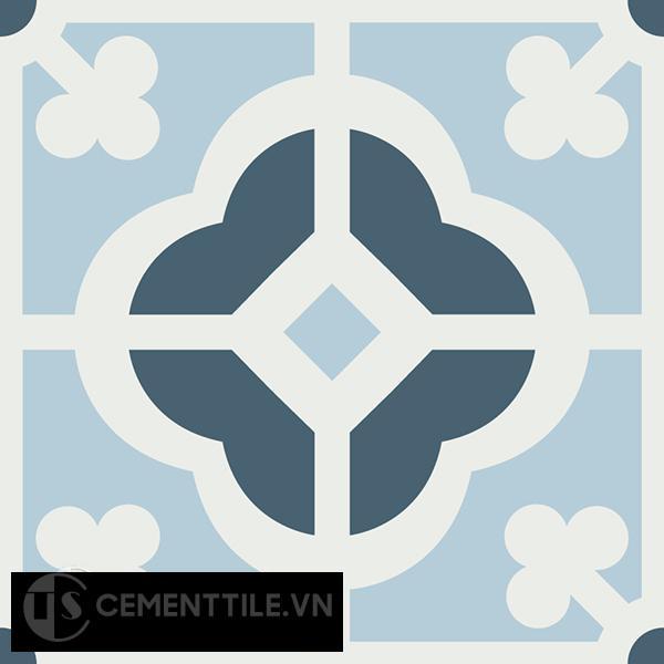 Gạch bông CTS 137.1(1-2-4) - Encaustic cement tile CTS 137.1(1-2-4)