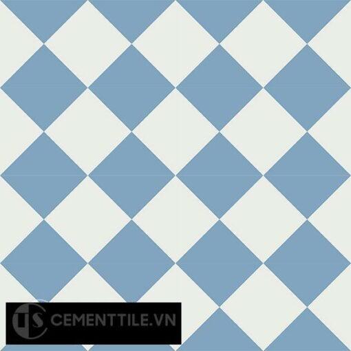 Gạch bông CTS 14.3(4-16) - 16 viên - Encaustic cement tile CTS 14.3(4-16)-16 tiles