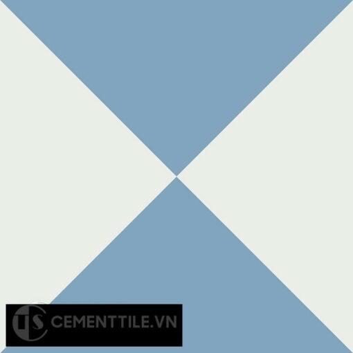 Gạch bông CTS 14.3(4-16) - Encaustic cement tile CTS 14.3(4-16)